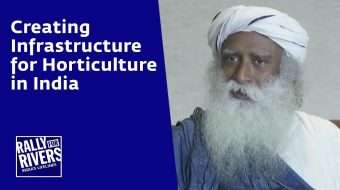 Creating Infrastructure for Horticulture in India