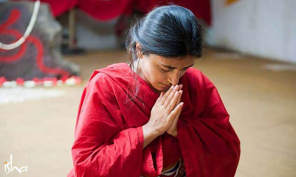 Devotion: Being in the Lap of the Divine