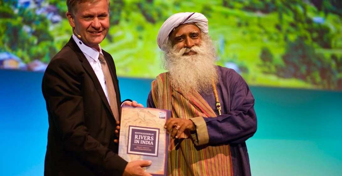 Rally for Rivers – A Model for a Global Ecological Movement?