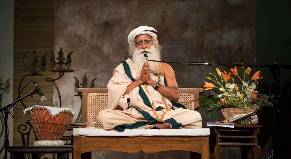 Samyama, an intense meditation program begins at the Isha Yoga Center