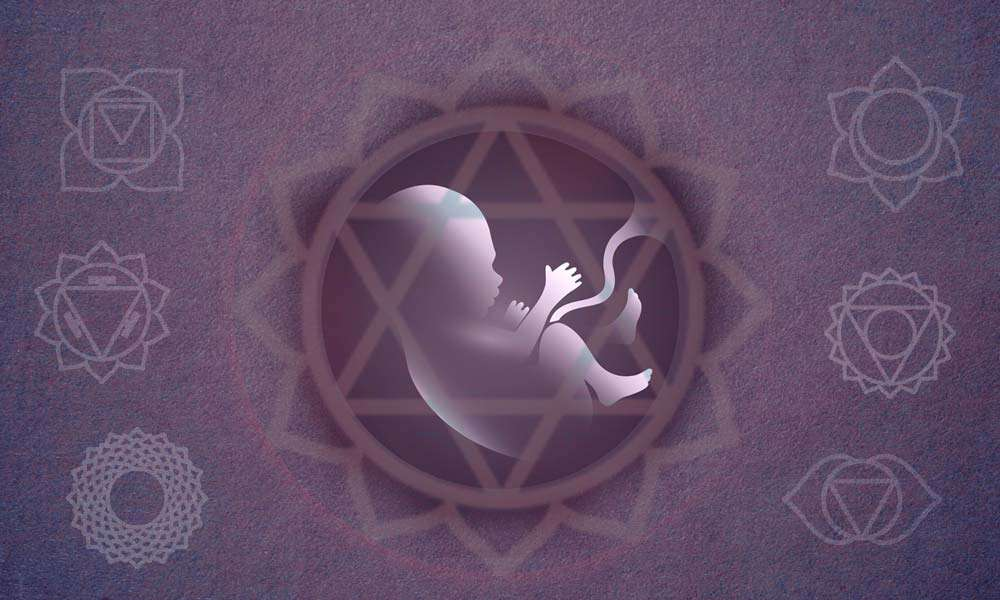 How the Chakras Form in a Fetus