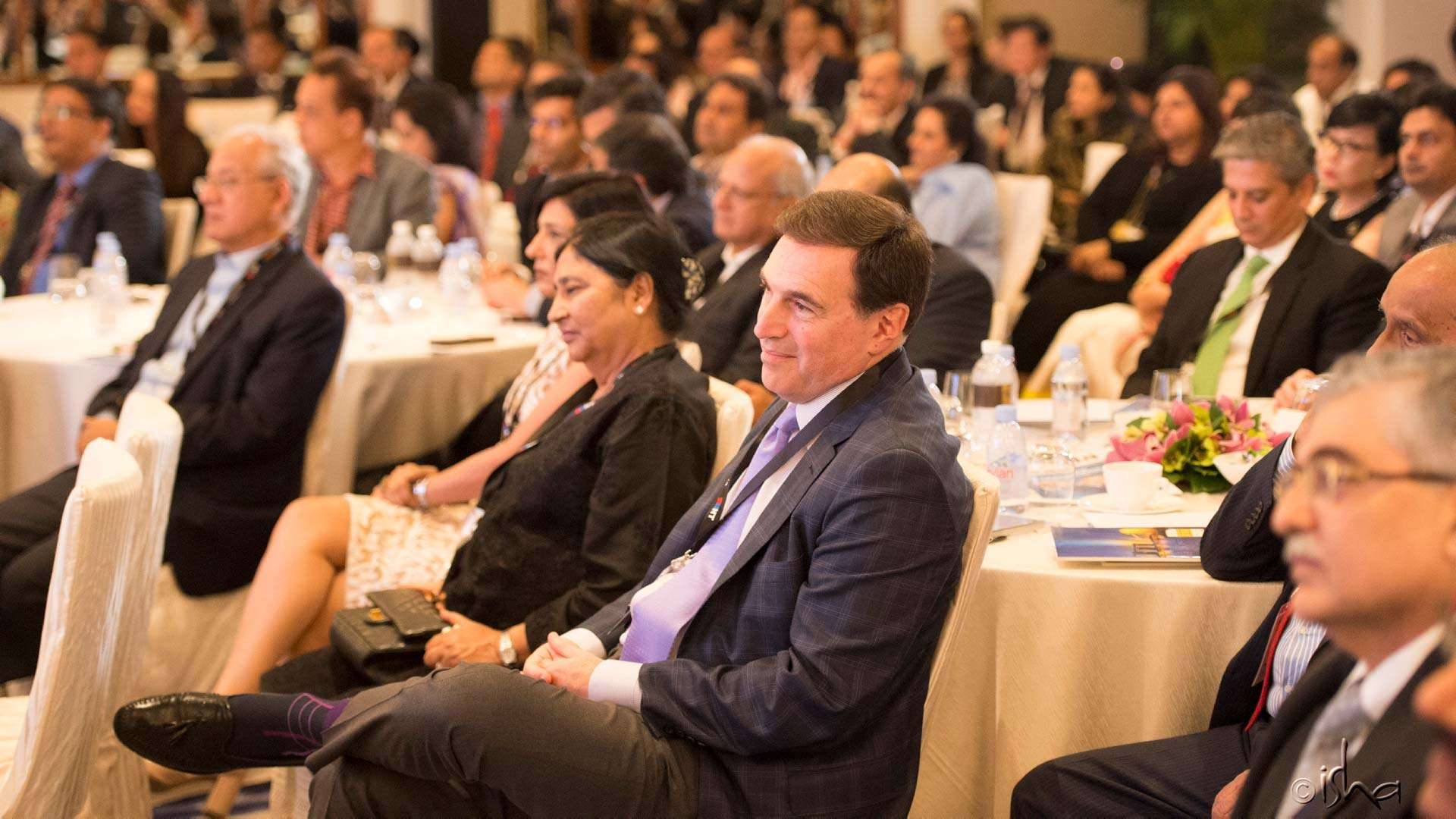 An illustrious gathering of international leaders was in attendance at the Summit in Singapore