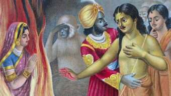 Are Men Learning Wrong Lesson from Rama's Treatment of Sita?