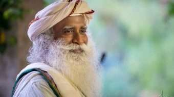 Sadhguru at Spoton - Dhyanalinga - An Equal Balance of Masculine and Feminine