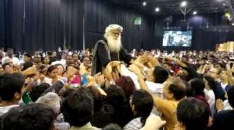 First Inner Engineering with Sadhguru in Malaysia