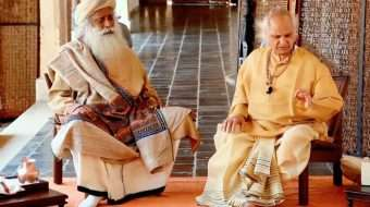 Ektara - Sadhguru and Pt Jasraj on Hindustani Music
