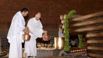 Linga Seva | The Meaning of Seva
